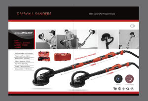 High Quality 600W Drywall Sander (DWS2300F) pictures & photos
