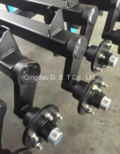 3500lb 5000lb Straight Torsion Trailer Axle with Braking pictures & photos