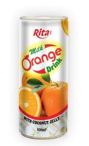 Orange Milk Drink pictures & photos