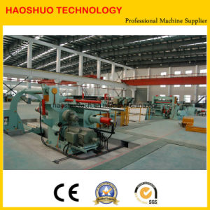 Good Quality High Speed High Precision Slitting Line Slitting Machine pictures & photos