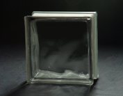 190*190*80mm Gray Cloudy Glass Block pictures & photos