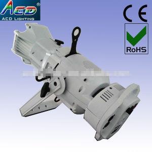 2015 Popular White 6500k 50degree LED Projector Profile Spotlight Ellipsoidal Lighting