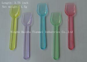 Spoons, Plastic Ice Cream Spoon, Dessert Spoon, Yogurt Spoon pictures & photos