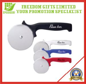 Promotional Customized Stainless Steel Pizza Cutter (PC03)