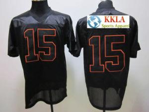 2011 New Black Football Jersey