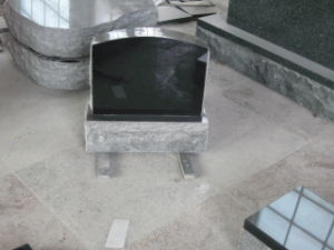 Polished Granite Headstone (CH-A10)