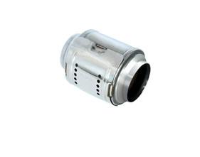 Metallic/ Ceramic Catalytic Converter (1301043-1)