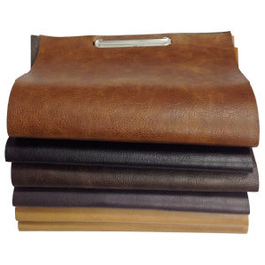 Good Quality Synthetic PU Leather for Shoes (DF31)