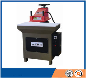 Microcomputer Hydraulic Swing Arm Cutting Machine pictures & photos