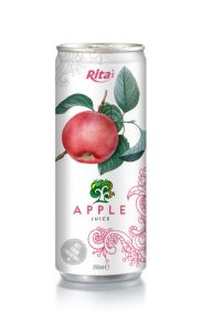 250ml Alu Can Apple Juice pictures & photos