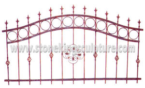 Cast Iron Fence pictures & photos