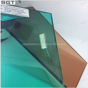 8.38mm Green Laminated Glass with Ce pictures & photos