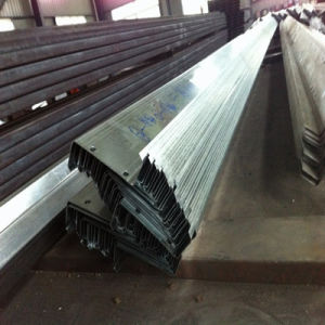 Pre-Galvanized Z Channel Steel (Z-003) pictures & photos