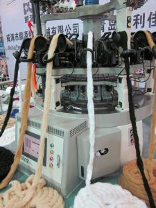 Woolen Cloth Fabric Circular Knitting Machine pictures & photos
