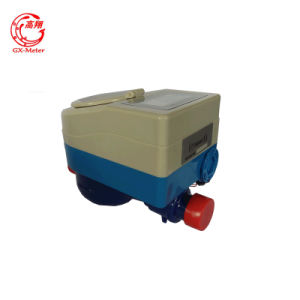 RF Card Residential Prepaid Water Meter with Recharge System pictures & photos