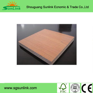 Laminated Melamine MDF - with 1220*2440mm Size pictures & photos