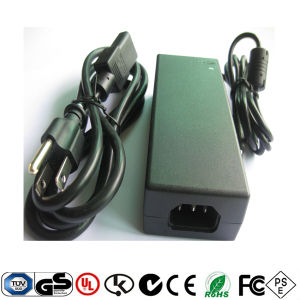 48W, 50W Power Supply, 12V-4A, 24V-2A Desktop Power Adapter