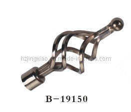 19mm Twisted Finial (B-19150)