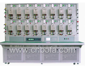 Three Phase Closed I-P Link Energy Meter Test Bench Type Kp-S3000-B