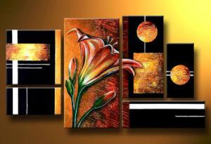 Flower Oil Painting (FD030390)