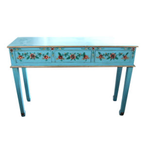 Antique Furniture Wooden Painted Table Lwd241 pictures & photos