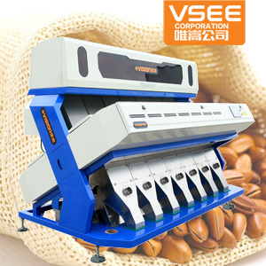 CCD Color Sorter Machine with Professional Engineer Service Provided pictures & photos