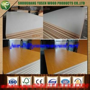 18mm High Gloss Melamine Faced MDF pictures & photos
