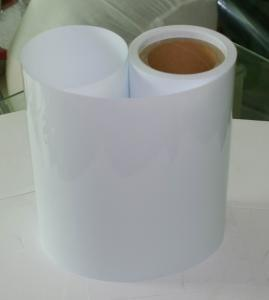 White PVC Sheet for Lamination