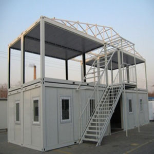 Light Steel Prefabricated House with Energy-Saving pictures & photos
