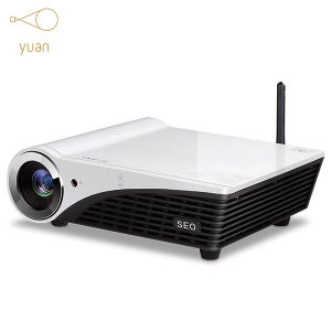 Video Projector Z6 with Win10 OS