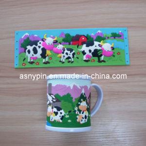 Tourist Travel Plastic PVC Mug Cup Customized pictures & photos