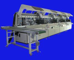 Auto Square Container Screen Printer (TWS-275 Series)