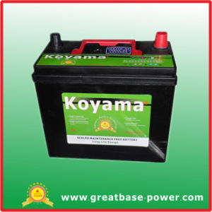 Good Starting Automotive Car Battery 12V45ah Top Quality SLA pictures & photos
