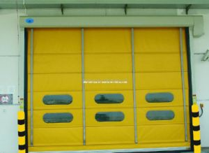 Fast Roller Door -25 / CE Certified pictures & photos
