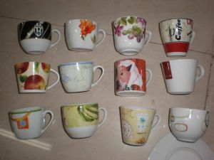 Colorful Mugs pictures & photos