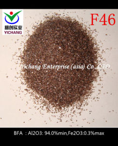 Aluminum Oxide Brown for Abrasive Media& Refractory Raw Materials pictures & photos
