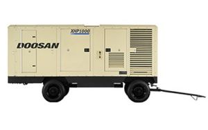 Ingersoll Rand/ Doosan Portable Screw Compressor, Compressor, Air Compressor (XHP1000) pictures & photos
