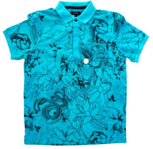 Full Printing Polo-Shirt