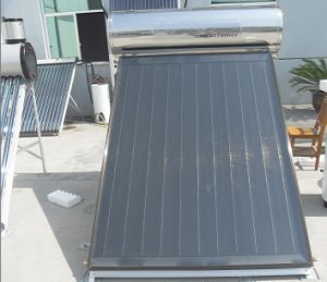 150L Flat Panel Solar Heater System pictures & photos