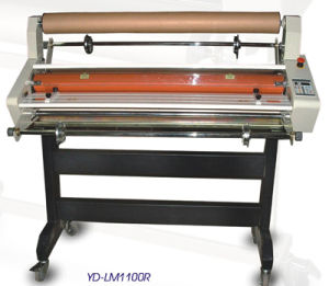 Hot & Cold Roll Laminator (YD-LMR1100) pictures & photos