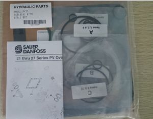 Shaft Seal, Seal Kits for Hydraulic Piston Pump Sauer Danfoss PV22, PV23 pictures & photos