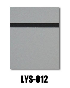Doulbe Color Plastic Board (LYS-012)