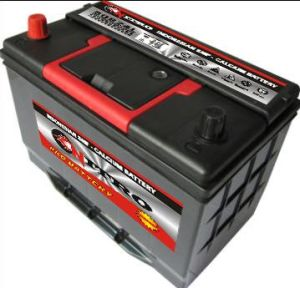 Car Battery N80 12V80ah pictures & photos