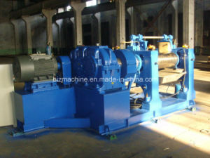 Two Roller Open Mixing Mill for Rubber and Plastic pictures & photos