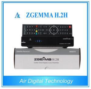 Zgemma H. 2h Enigm2 Linux HD DVB-S2+T2/C Combo Digital Receiver pictures & photos