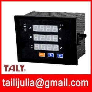Three Phase 48X 96 Digital Meter/Digital Power Meter/Digital Panel Meter