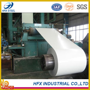 Building Material Color Coated Galvanized Steel Coil PPGI pictures & photos