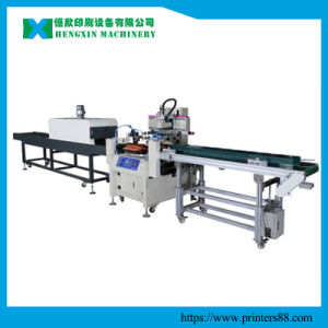 Automatic Flat Silk Screen Printing Machine pictures & photos