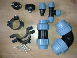 Compression Fitting Pipe Saddle pictures & photos
