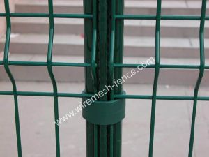 Welded Panel Fence - 06 pictures & photos